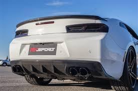 camaro rear spoiler 2016 up camaro fg rear spoiler
