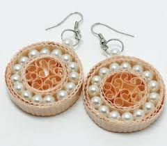 quiling earrings the 25 best paper quilling earrings ideas on quilling