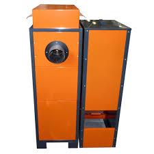 riscaldamento per capannoni bio ga generatore di calore a pellet