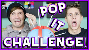 Challenge Lush Don T Pop It Challenge Ft Matthew Lush