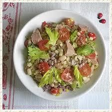 comment cuisiner le thon comment cuisiner le celeri luxury salade de haricots blancs au