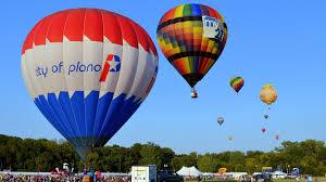 Texas Flag Half Staff Fly High At The Plano Balloon Festival September 23 25 2016