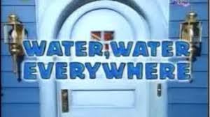 bear in the big blue house water water everywhere video