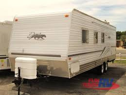 Puma Rv Floor Plans by Used 2004 Palomino Puma 27fq Travel Trailer At Fun Town Rv
