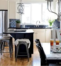 black backsplash kitchen beyond tile 25 truly beautiful kitchen backsplashes brit co