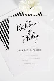 wedding invitations black and white black and white photo wedding invitations tbrb info