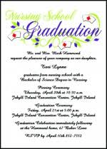 graduation announcements wording wording guidelines for graduation announcements invitations
