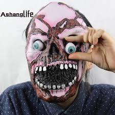 blindness zombie skull halloween christmas show props soft