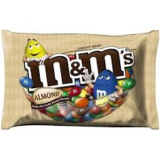 Get Tasty Deals On Candy Costumes With Our 115 Low Price M U0026m U0027s Almond Chocolate 15 9 Oz Walmart Com