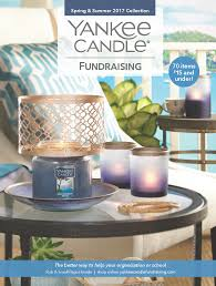 yankee candle fundraising magazine list candles ideas