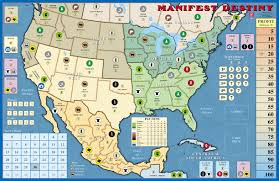 Destiny Maps Gmt Games Manifest Destiny