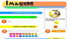 learn french today quiz the personal pronouns youtube