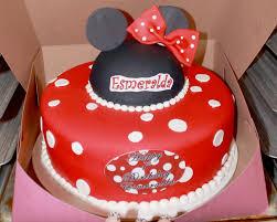 hector u0027s custom cakes minnie mouse theme
