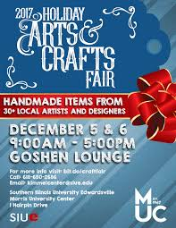 2017 morris university center holiday arts u0026 crafts fair