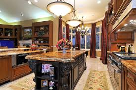 granite island kitchen granite island houzz