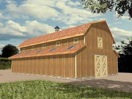 barn shop plans majestic looking barn plans stable the garage plan shop barn