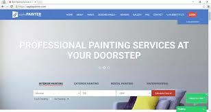 the wall painting cost in mumbai for a 1 bhk interior painting job
