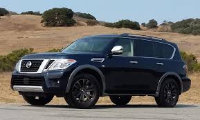 nissan armada off road 2017 nissan armada the daily drive consumer guide
