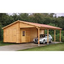 plans garage with carport plans