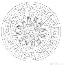 free mandala coloring pages musings