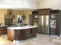 unique kitchen designs with modern space saving design unique