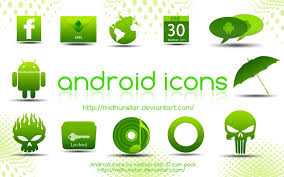 cool icons for android 30 high quality and free android icon sets