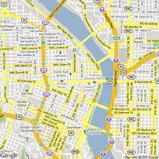 map of oregon house map of portland oregon united states hotels accommodation