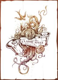 vector ink anyone create an abstract tattoo design in adobe