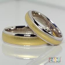 verighete din aur verighete din aur alb si galben v128
