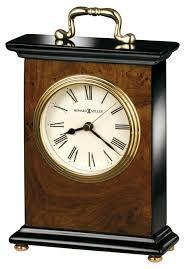 Miller Table Howard Miller Berkley Table Clock 645577