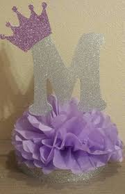 Ideas For Baby Shower Centerpieces For Tables by Best 25 Purple Birthday Decorations Ideas On Pinterest Purple