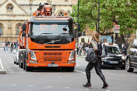 volvo truck parts uk volvo trucks reflects on transport for london u0027s interim direct