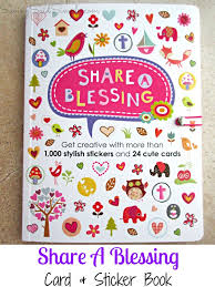 blessing cards a blessing card sticker book review raising whasians