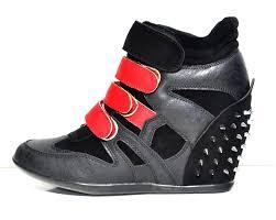 hidden heel sneakers ebay