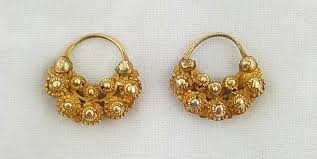 gold earrings philippines small tambourine creole earrings philippines colonial
