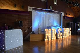 wedding reception decorations for hire party doctors ltd wedding