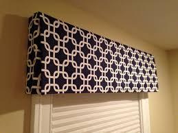 Sewing Window Treatmentscom - diy box valance no sew around the house pinterest box