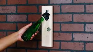 bottle opener wall mount magnet hidden magnet bottle opener youtube