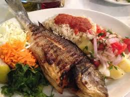 dorade cuisine the best gilthead seabream dorade picture of fotis
