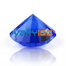 get cheap blue glass ornaments aliexpress alibaba