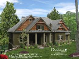 Cottage Bungalow House Plans by Home Design Astonishing Garrell Associates Exciting Cottage