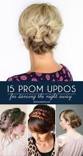 gorgeous prom updos for dancing the night away more com