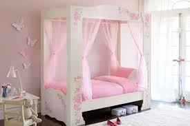 Princess Canopy Bed Little Girl Princess Canopy Beds Pictures Reference