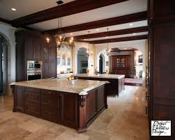 Kitchens With Two Islands What Is The Granite Pattern Used On The Two Islands In Your Dream