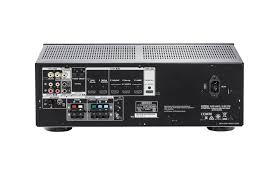 denon home theater receiver denon avr x520bt 5 2ch av receiver 130w per ch bluetooth