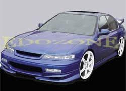 honda accord kit honda accord sport racing style aerodynamics ground effects