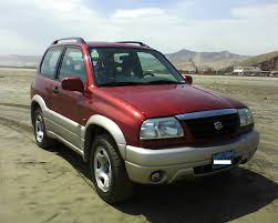 2001 suzuki grand vitara information and photos momentcar