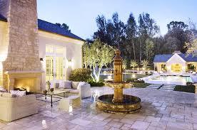 Kim Kardashian New Home Decor Inside Kim Kardashian And Kanye West U0027s New 22 Million Calabasas