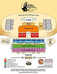 Red Rocks Seat Map Kid Rock Concert