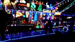 2014 christmas lights voted best display in sydney and australia